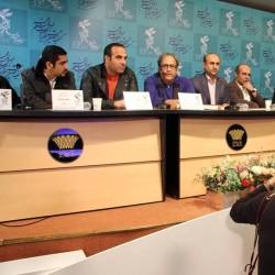فیلم تگرگ و آفتاب (مسابقه سینمای ایران) | عکس