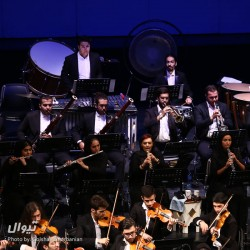 کنسرت بزرگداشت پرویز تناولی ارکستر سمفونی اتریش و ایران | عکس