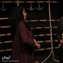 نمایش اگر شبی از شبهای تهران مسافری | عکس