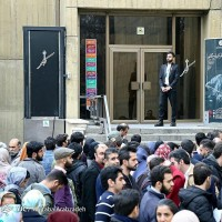 مجموعه نفیس گزیده آثار کیهان کلهر | گزارش تصویری از مراسم رونمایی مجموعه نفیس گزیده آثار کیهان کلهر | عکس