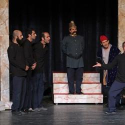 نمایش کمدی جیجک علیشاه | عکس