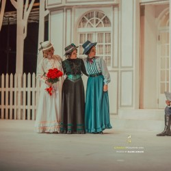 نمایش سه خواهر و دیگران | عکس