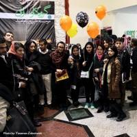 گزارش تصویری تیوال از دومین روز برگزاری چهاردهمین بازارچه خیریه پیام امید / عکاس: یاسمن ظهور طلب | عکس
