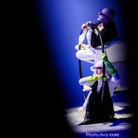 نمایش ملکه زیبایی لینین | عکس