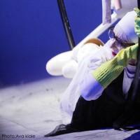 نمایش ملکه زیبایی لینین | گزارش تصویری از نمایش ملکهزیبای لینین سری اول / عکاس: آوا کیایی | عکس