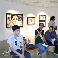 فیلم  | گزارش تصویری تیوال از نمایشگاه عکسهای فیلم لانتوری / عکاس: نیلوفر علمدارلو | عکس