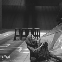 نمایش حادثه در ویشی | عکس