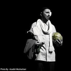 نمایش تانگوی تخم مرغ داغ | عکس