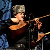 گزارش تصویری تیوال از کنسرت گروه عاشیقلارمیشو / عکاس: نیلوفر علمدارلو   عکس