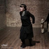 گزارش تصویری تیوال از نمایش مده آ / عکاس: حانیه زاهد | عکس