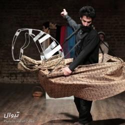 گزارش تصویری تیوال از نمایش زنان مهتابی، مرد آفتابی / عکاس: حانیه زاهد | عکس