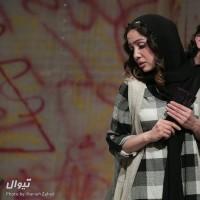 گزارش تصویری تیوال از نمایش زمان برای هیچ / عکاس: حانیه زاهد | عکس