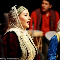 گزارش تصویری تیوال از کنسرت گیل و آمارد / عکاس: نیلوفر علمدارلو | عکس