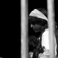 نمایش ننه دلاور بیرون پشت در | گزارش تصویری از نمایش ننه دلاور بیرون پشت در / عکاس: سارا حدادی | عکس