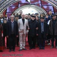 فیلم سینما نیمکت (هنر و تجربه) | گزارش تصویری تیوال از فرش قرمز فیلم سینما نیمکت / عکاس: حانیه زاهد | عکس