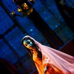 اپرای عروسکی لیلی و مجنون | عکس
