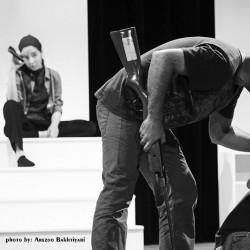 نمایش نمایشنامه خوانی شب سال نو | عکس