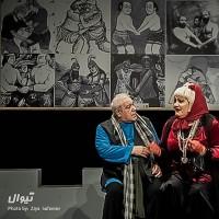 نمایش بنگاه تئاترال | عکس
