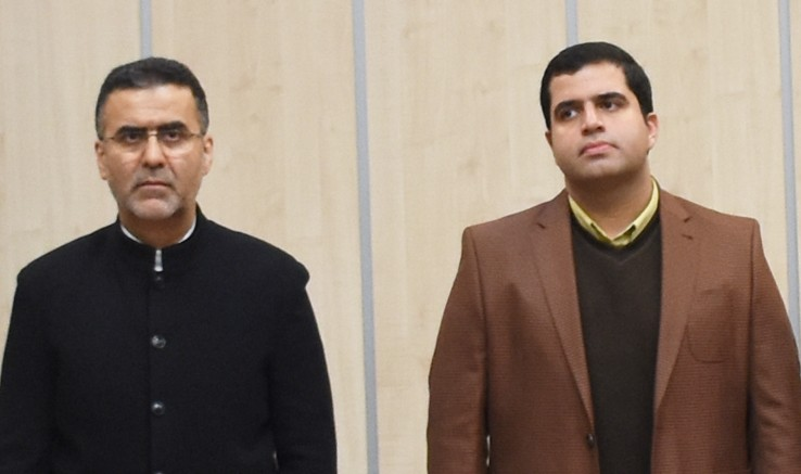 آیین معارفه مدیر عامل جدید انجمن سینمای جوانان ایران برگزار شد   عکس