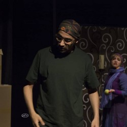 نمایش از اونور کارائیب کشوندیش اینجا چیکار!؟ | عکس