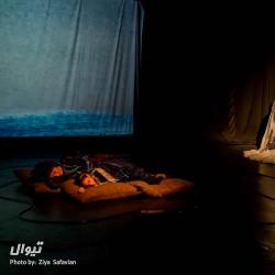 نمایش ماهی سیاه کوچولو | عکس