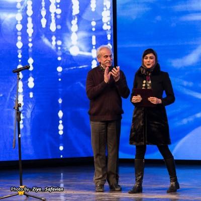 گزارش تصویری تیوال از اختتامیه سی و چهارمین جشنواره تئاتر فجر (سری نخست) / عکاس: سید ضیا الدین صفویان   عکس