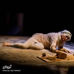 نمایش مرگ مولف | عکس