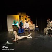 نمایش داستان تاسیس | عکس