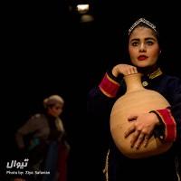 نمایش سلطان مار | عکس