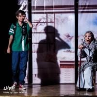 نمایش بن و دیوها | عکس