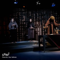 نمایش دیر راهبان | عکس