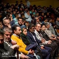 گزارش تصویری تیوال از مراسم یادبود انوشیروان ارجمند / عکاس: سید ضیا الدین صفویان | عکس