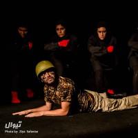 گزارش تصویری تیوال از نمایش آنالیز / عکاس: سید ضیا الدین صفویان | عکس