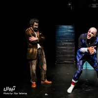 نمایش تلاش مذبوحانه ژان پل برشتوک پنجم برای تبدیل دنیا بهجای بهتری برای زندگی | عکس