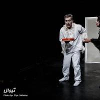 نمایش بازی زندگی | عکس