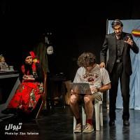 گزارش تصویری تیوال از نمایش هدرون / عکاس: سید ضیا الدین صفویان   عکس