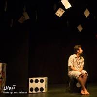 نمایش داستان خرس های پاندا «به روایت یک ساکسیفونیست» | عکس