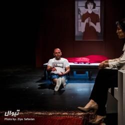 نمایش تابوت عهد | عکس