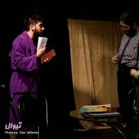 نمایش اگر از نو شروع کنیم |  گزارش تصویری تیوال از نمایش اگر از نو شروع کنیم / عکاس: سید ضیا الدین صفویان | عکس
