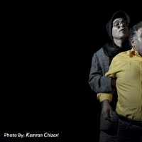 نمایش مونوپولی در چهارراه حوادث   عکس