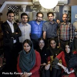 عکسهایی از جشن سازمانی دومین زادروز تیوال / عکاس: کامران چیذری | تیم آوای تیوال