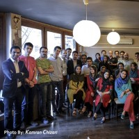 عکسهایی از جشن سازمانی دومین زادروز تیوال / عکاس: کامران چیذری | عکس