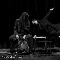 نمایش هتلی ها | گزارش تصویری تیوال از تمرین نمایش هتلی ها / عکاس: کامران چیذری | عکس