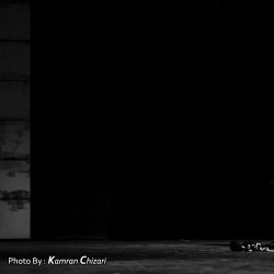 نمایش برنارد مرده است | عکس