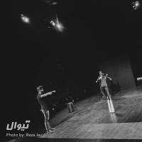 نمایش باشگاه مشت زنی | عکس