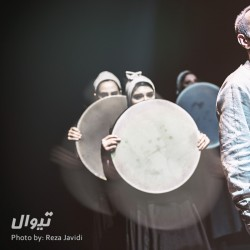 نمایش مصایب یک رقصنده پاپتی | عکس