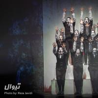 نمایش فهرست مردگان | گزارش تصویری تیوال از نمایش فهرست مردگان / عکاس: رضا جاویدی | عکس