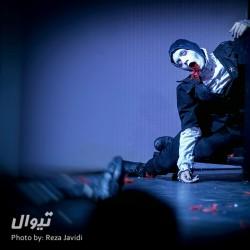 نمایش فهرست مردگان | عکس