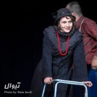 گزارش تصویری تیوال از نمایش خرس / عکاس: رضا جاویدی | عکس