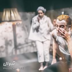 نمایش سیزیف | عکس